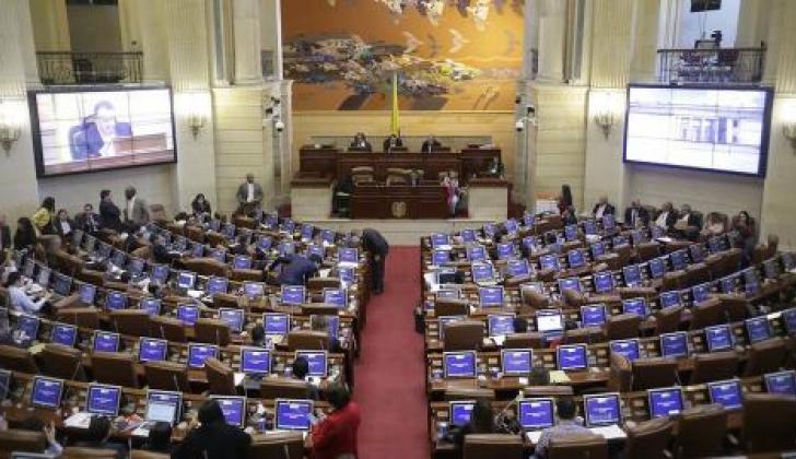 Congreso de la República se reunirá en pleno para sesión ordinaria del 20 de julio.
