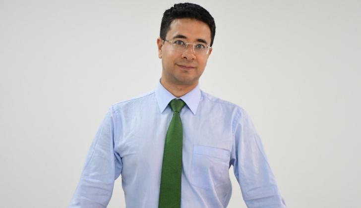 Luis Gustavo Fierro Maya