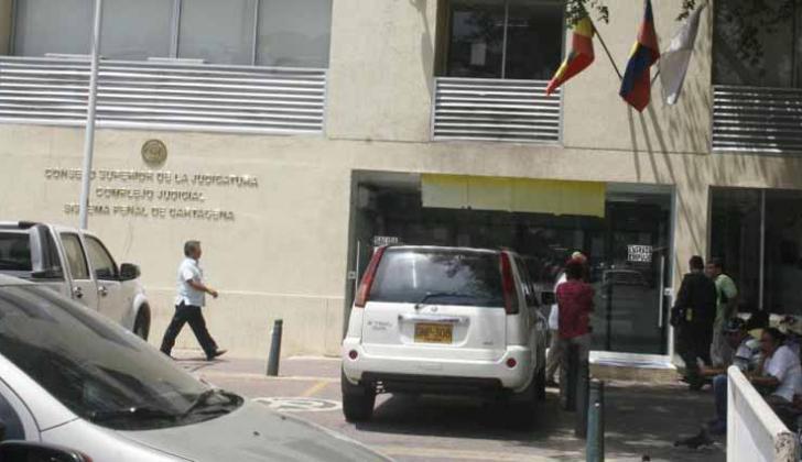 Centro de Servicios Judiciales de Cartagena.