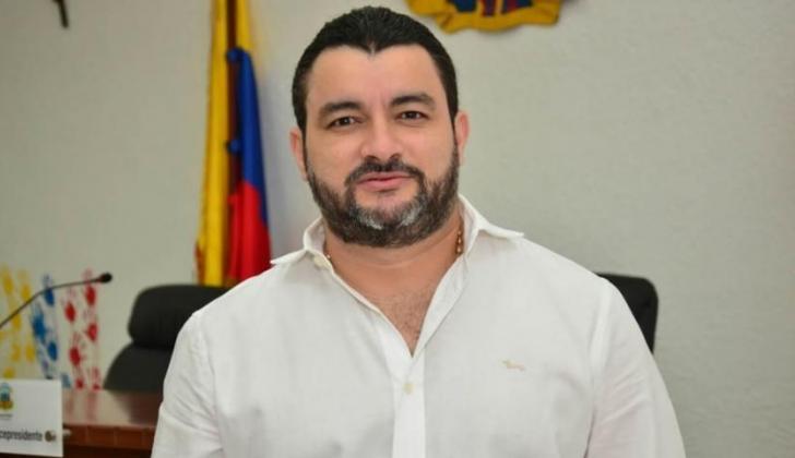 Fernando Fiorillo, contralor distrital.