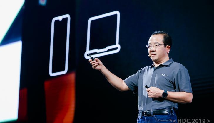 Dr. Wang Chenglu, presidente del departamento de ingeniería de software en Huawei Consumer Business Group