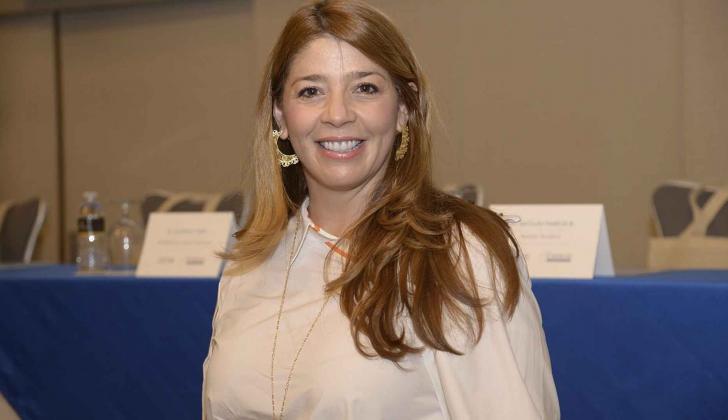 Mónica Mass, directora de Cotelco Cartagena.