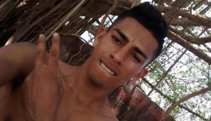 Brayan Alberto Fontalvo Coll, alias Brayita.