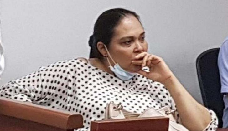 Isabel Loreley Del Socorro Montes Oyola,