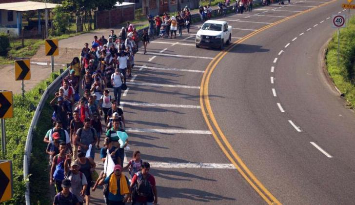 Los migrantes representan el 3,5% de la población.
