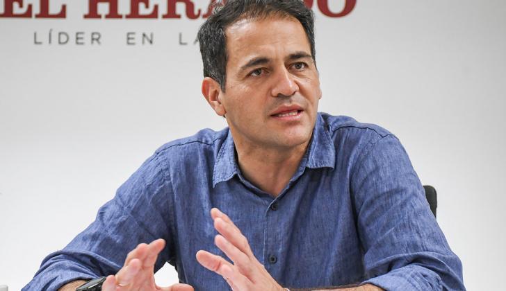 Fabián Hernández, presidente de Movistar Colombia.