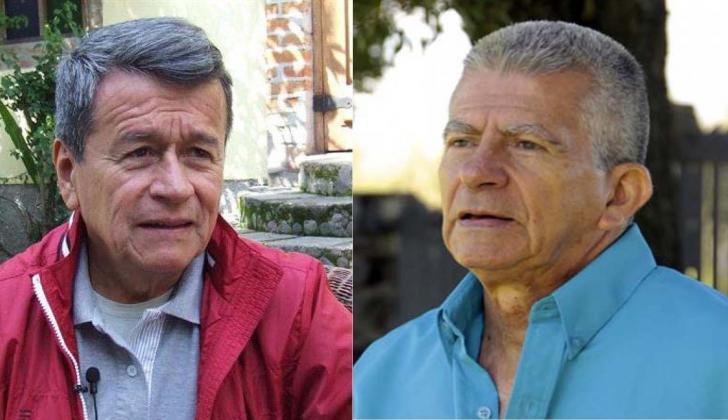 Alias Pablo Beltrán y Aurelio Carbonell