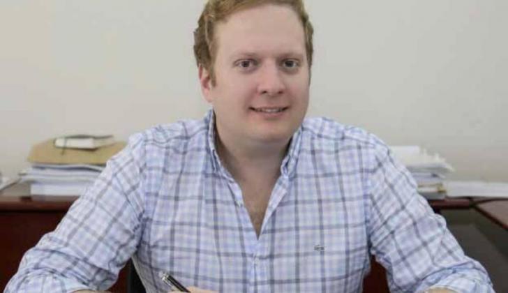 Rachid Nader Orfale, secretario Jurídico del Departamento del Atlántico.