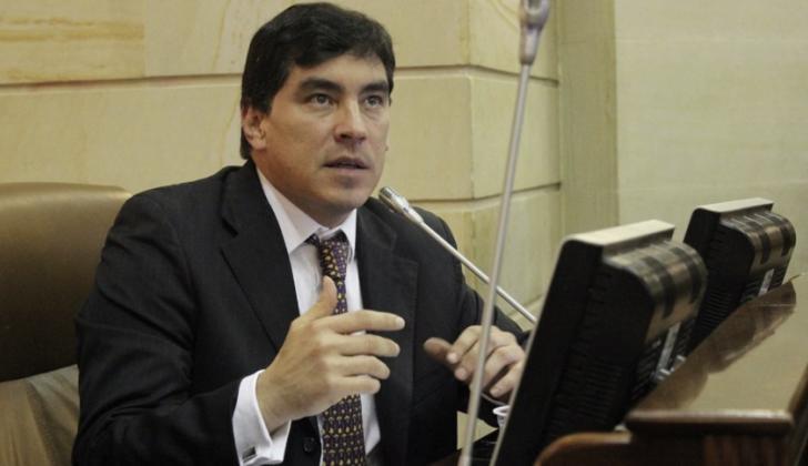 Álvaro Hernán Prada, representante a la Cámara del Centro Democrático.