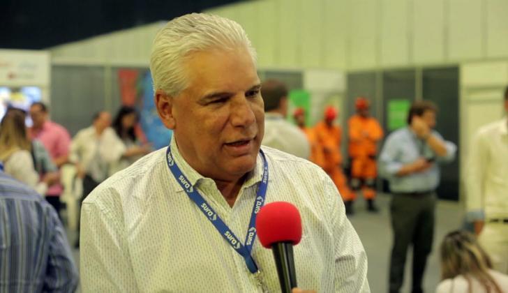 Edgardo Sojo, presidente de Electricaribe.