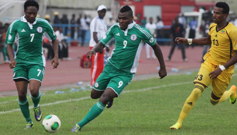 Nigeria y Costa de Marfil logran su  clasificación al Mundial de Brasil 2014
