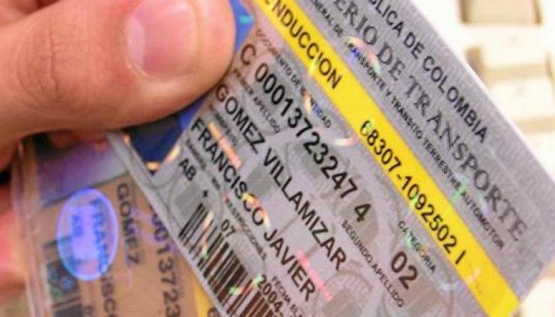 Renovación de licencias de conducción vence el 31 de enero
