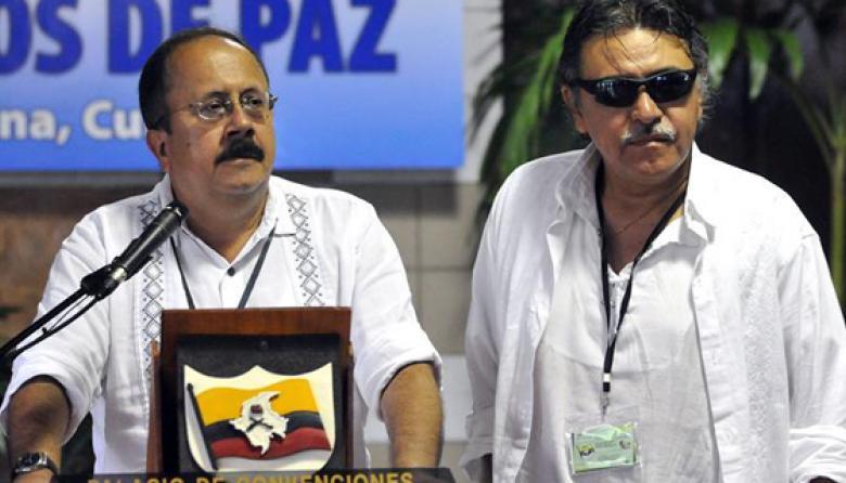 Ningún proceso de paz acaba con sus protagonistas en la cárcel: Farc