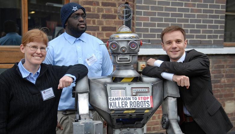Robots asesinos, un arma de ficción que despierta alarmas