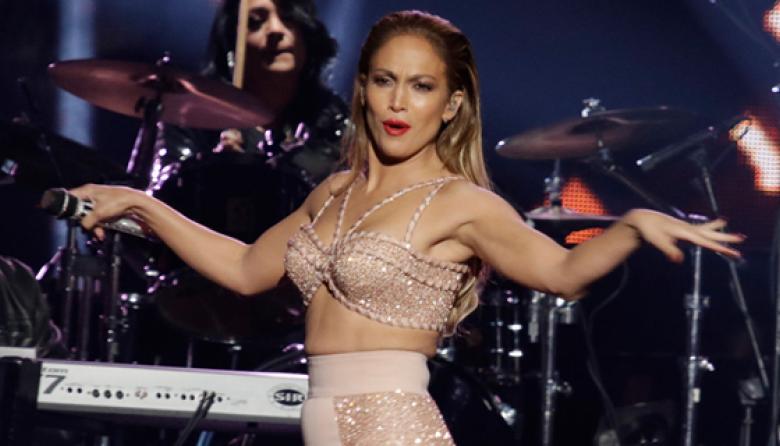 Jennifer Lopez anuncia su show en Las Vegas