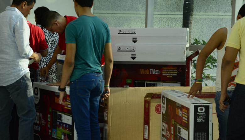 En marzo, las ventas del comercio minorista aumentaron 5% en Barranquilla