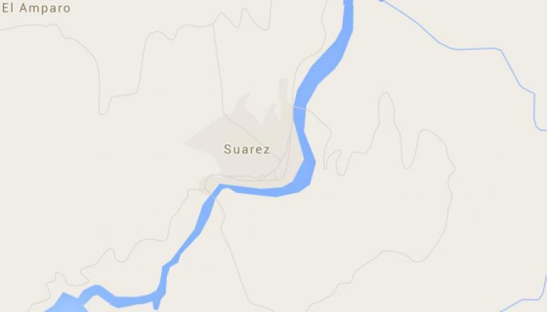 Ataque de las Farc a puesto policial en Suárez, Cauca deja cinco heridos