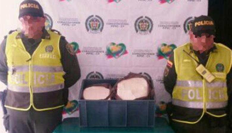Policía incauta más de 130 kilos de queso en Sabanalarga y Repelón