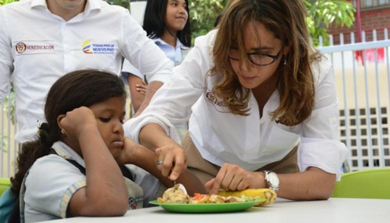 Mineducación debe definir hoy alimentación escolar de los niños en Atlántico y Bolívar