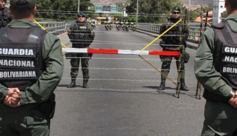Venezuela ratifica el cierre fronterizo