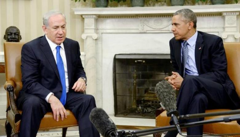 """Primer ministro israelí expone a Obama su compromiso con """"dos Estados para dos pueblos"""""""