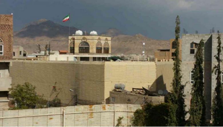 Irán acusa a Arabia Saudita de bombardear embajada en Yemen