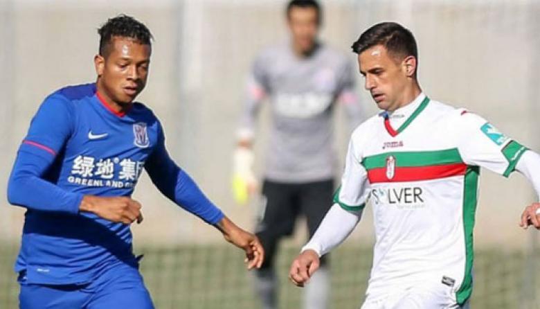 Fredy Guarín debuta con pase gol en el Shanghai Shenhua