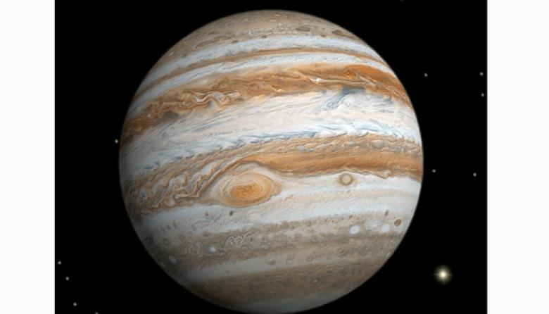 El gigante Júpiter se dejará ver en todo el mundo