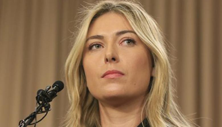 Sharapova tendrá, en junio, una audiencia por su caso de dopaje