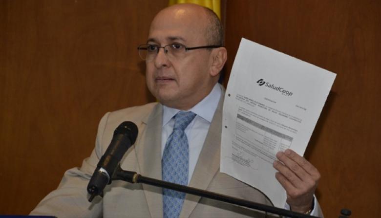 Demanda del exfiscal Montealegre no será estudiada por el Consejo de Estado