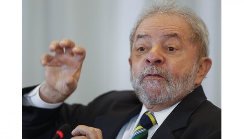 """Lula da Silva: """"Me arrepiento de los casos de corrupción"""""""