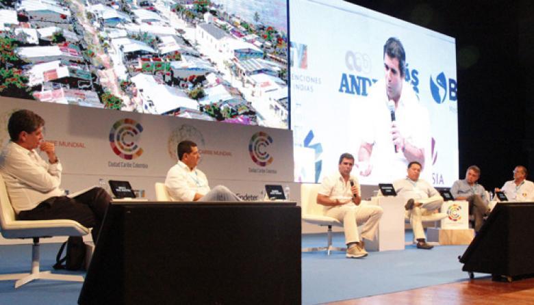 Mandatarios respaldan iniciativa de integración de la región Caribe