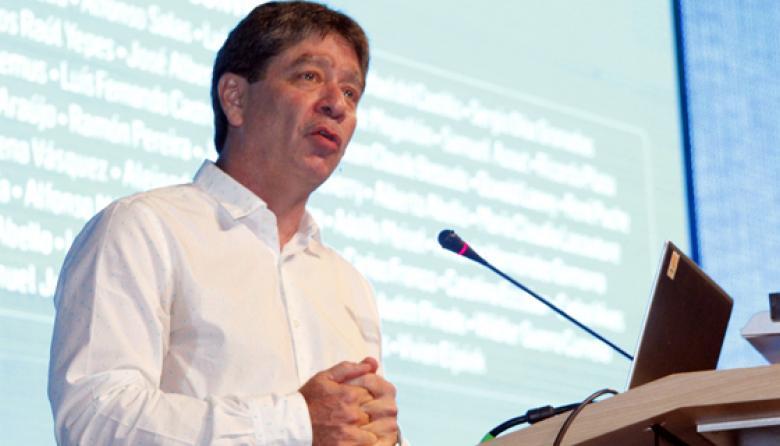 Bruce Mac Master, presidente de la Asociación Nacional de Industriales, Andi.