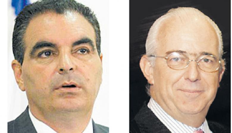 Aurelio Iragorri y Jens  Mesa D.