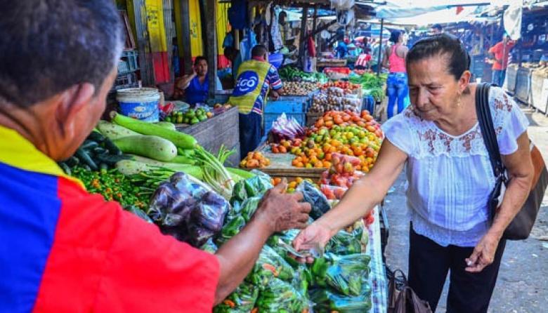 Aplazan Mercado Campesino por protestas del paro agrario