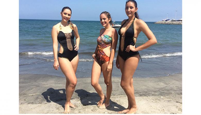 Tres samarias se foguean para ser Capitana Anfitriona de la Fiesta del Mar 2016