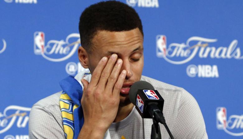 Stephen Curry no participará en Río 2016