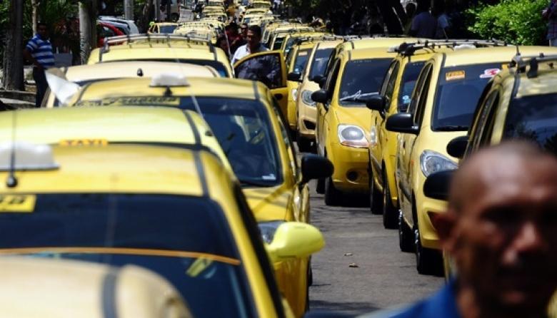 La encrucijada de ser taxista hoy en día