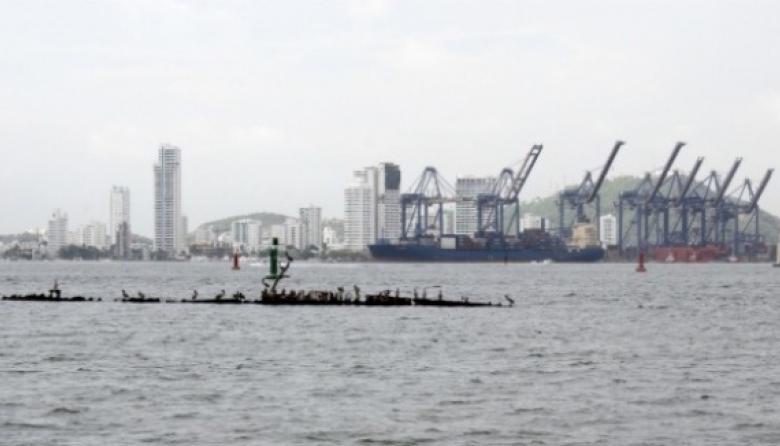 Este miercoles se realizará una protesta acuatica por parte de los pescadores con el fin de hacer un llamado debido a la contaminación de la bahía de Cartagena.