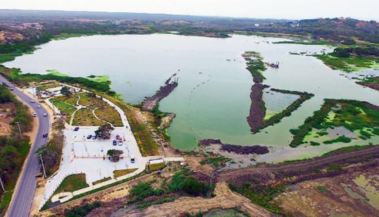 CRA cuestiona estudio que alerta de contaminación en lago El Cisne
