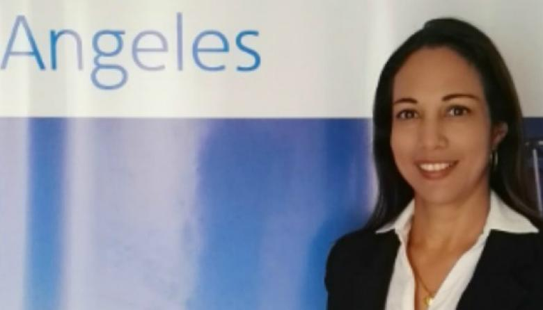 Ligia Zafra, nueva representante de American Airlines en la regional norte.