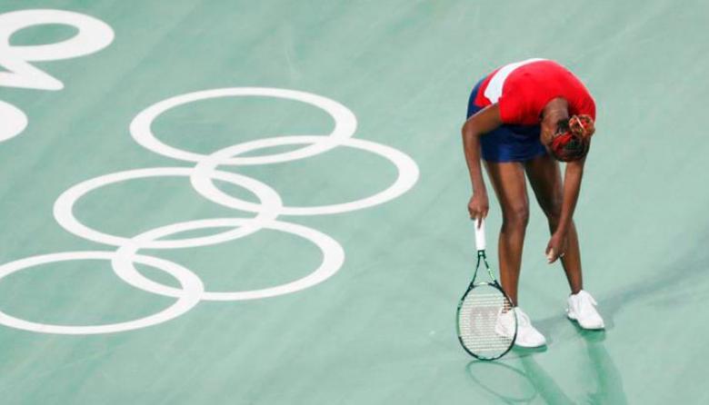 Venus Williams es eliminada por la belga Kirsten Flipkens