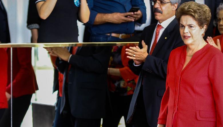 """Cuba rechaza """"enérgicamente"""" el """"golpe de estado"""" contra Dilma Rousseff"""