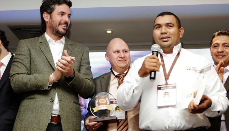 Minagricultura premia a cacaoteros de Córdoba