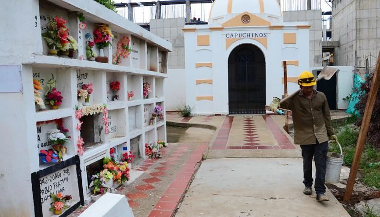 En Valledupar remueven 100 cadáveres de sus tumbas
