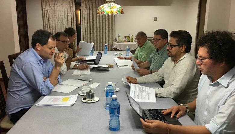 Comienza nueva fase de diálogos en La Habana