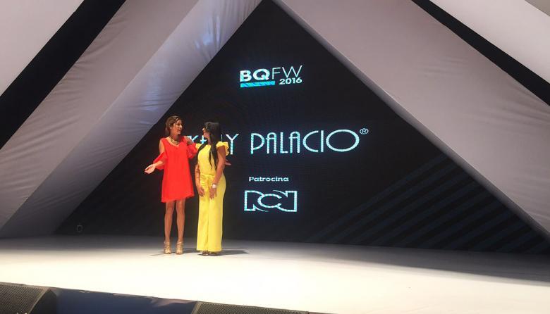 Colores y texturas en el primer día del Barranquilla Fashion Week