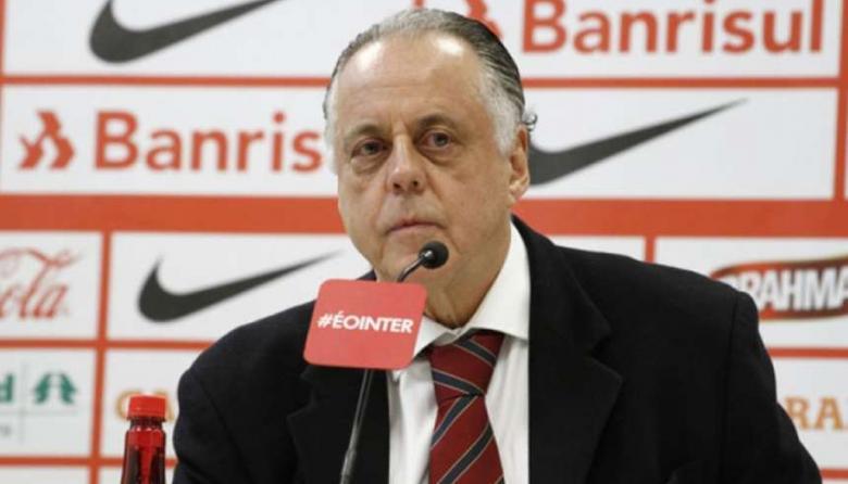 Dirigente del Inter de Porto Alegre comparó el descenso con tragedia del Chapecoense