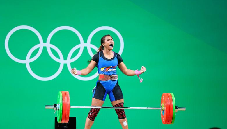 Confirman medalla de plata a Leidy Solís por Pekín 2008