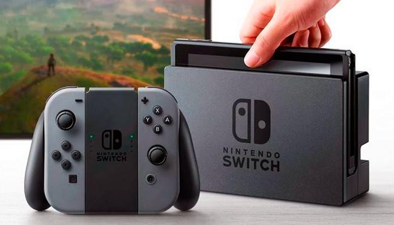 Nintendo 'online' colapsa al comenzar las reservas de Switch